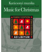 3431. A.Soós : Music for Christmas with optional combinations of instruments (EMB)