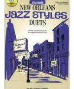 5936. W.Gillock : Still More New Orleans Jazz Styles Duets + CD (Schott)