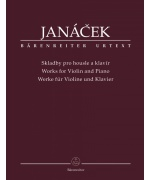 2440. L.Janáček : Works for Violin and Piano Urtext (Bärenreiter)