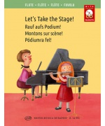 4985. A.Soós : Let's Take the Stage! (EMB) + CD