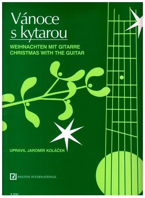 0584. J.Koláček : Vánoce s kytarou