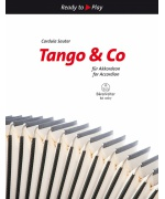0323. C. Sauter : Tango & Co for Accordion