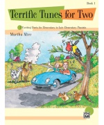 5960. M. Mier : Terrific Tunes for Two, Book 1 ( Faber Music)