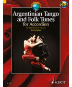 0328. R. Stephen - P. Rosser : Argentinian Tango and Folk Tunes for Accordion