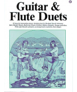 1054. Guitar And Flute Duets (Flute, Guitar)