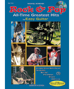 3049. Rock And Pop All Time Greatest Hits For Easy Guitar