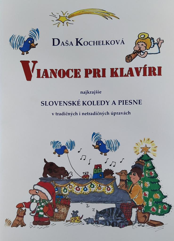 0048. D. Kochelková : Vianoce pri klavíri