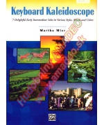 3510. M.Mier : Keyboard Kaleidoscope, Book 2, Elementary Solos for Piano (Alfred)