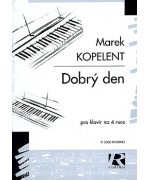 2115. M.Kopelent : Good Day for Piano - Four Hands