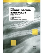 0843. F.Mendelssohn-Bartholdy : Wedding March for Organ (PWM)
