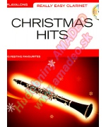 5380. Really Easy Clarinet Christmas Hits + CD (Wise)