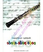 5394. L.Meszlényi : Oboe ABC with Piano Accompaniment (EMB)