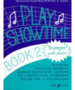 5503. F.Glover : Play Showtime Book 2, Solos for Trumpet with piano, Hits ...