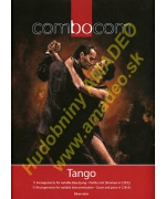 3401. Tango - Combocom, 11 arrangements for variable instruments, Score & Parts C/B/Es (Bärenreiter)