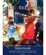 3404. Salonmusik - Combocom, 6 arrangements for variable instruments, Score & Parts C/B/Es (Bärenreiter)