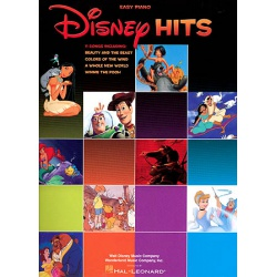 2147. Disney Hits - Easy Piano - 11 Songs Including (Hal Leonard)