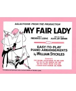 5054. F.Loewe, A.J.Lerner : My Fair lady, Easy to Play Piano Arrangements (Hal Leonard)