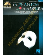 2058. A.L.Webber : Phantom of the Opera - Piano, vocal, guitar + CD (Hal Leonard)