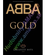 2003. ABBA : Gold - Greatest Hits for Voice, Piano & Guitar (Wise)